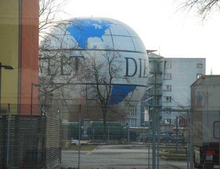 One day in Berlin 1
