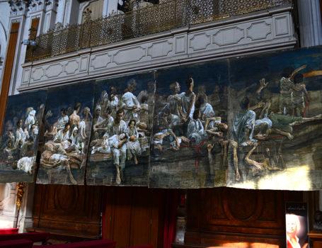 Safet Zec Chiesa della Pietà, Venedig